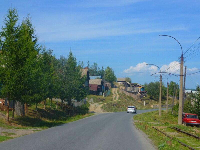 город Усть-Катав: Трамвайная линия