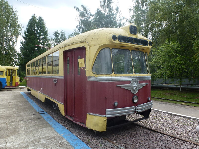 Музей трамваев в Нижнем Новгороде: Трамвай РВЗ-6М2