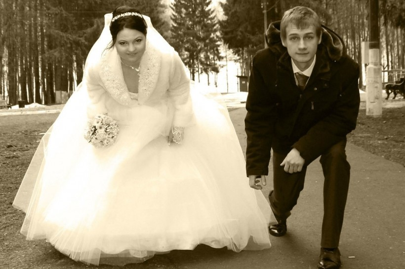 Лучшие примеры того, как не надо снимать свадьбу