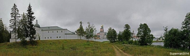 Валдайский Иверский Богородицкий Святоозерский мужской монастырь