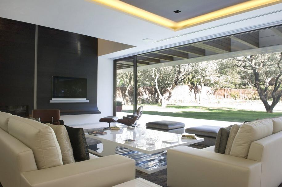 Красивый особняк от A-Cero в Мадриде, Испания