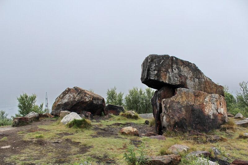 У вороньего камня