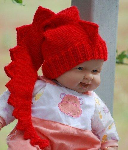 Смешные шапочки для детей