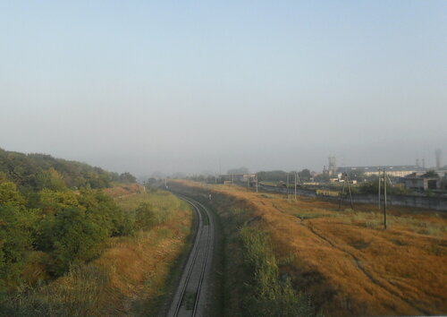 Окраина Староминской, 25 августа 2012, 08:14