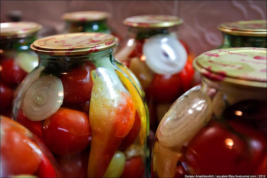 Маринованные помидоры by Сергей Анашкевич