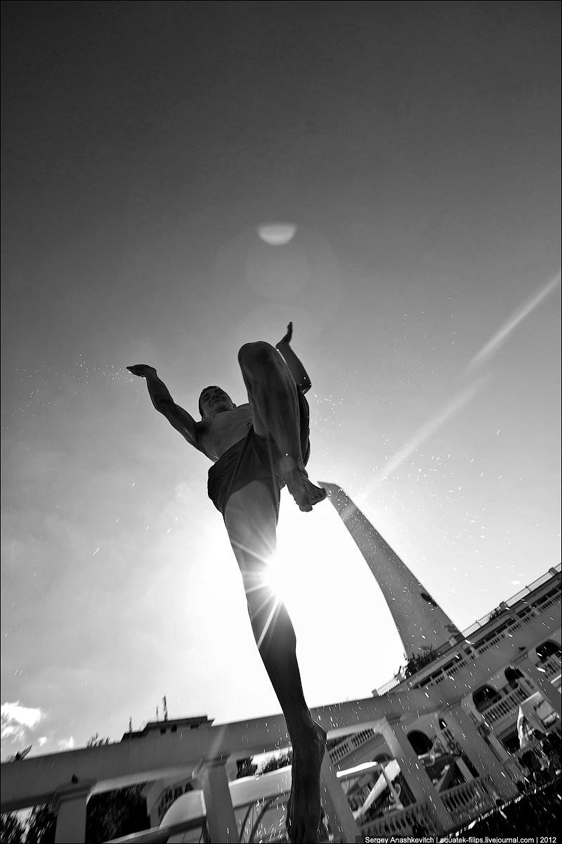 Летающие пацаны @Сергей Анашкевич