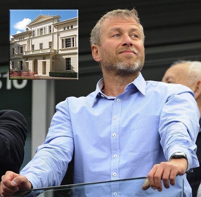 Крупнейшие особняки, купленные россиянами (6 фото + текст). особняки, российские миллиардеры