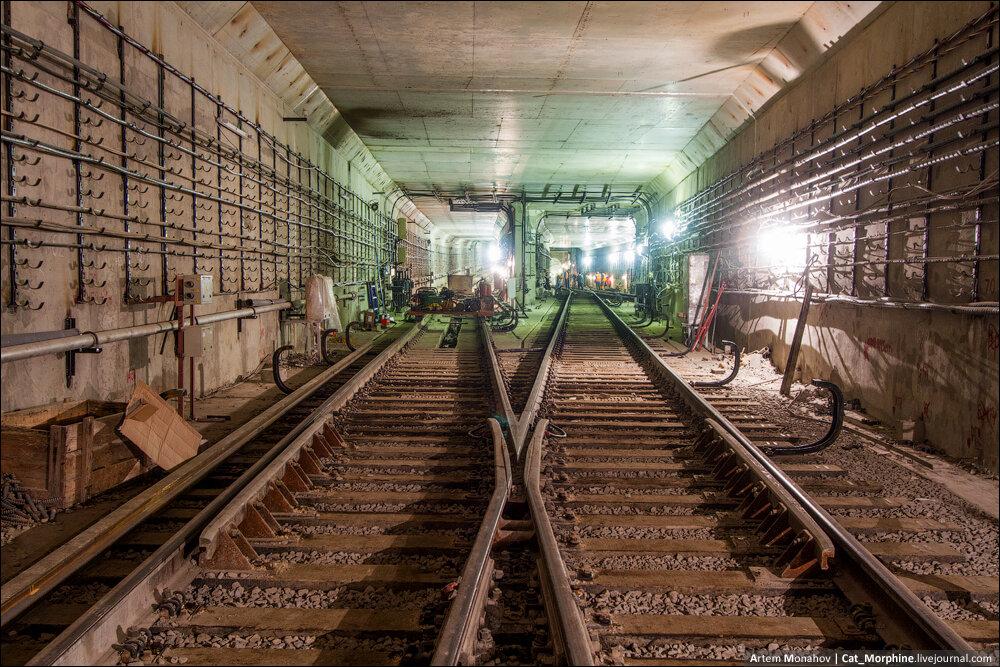 На Люблинско-Дмитровской линии метро появится шесть новых станций.