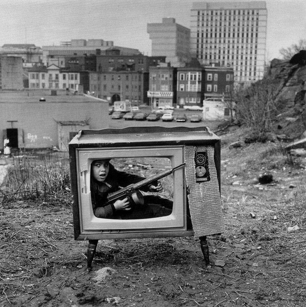 1972. Мальчик в телевизоре
