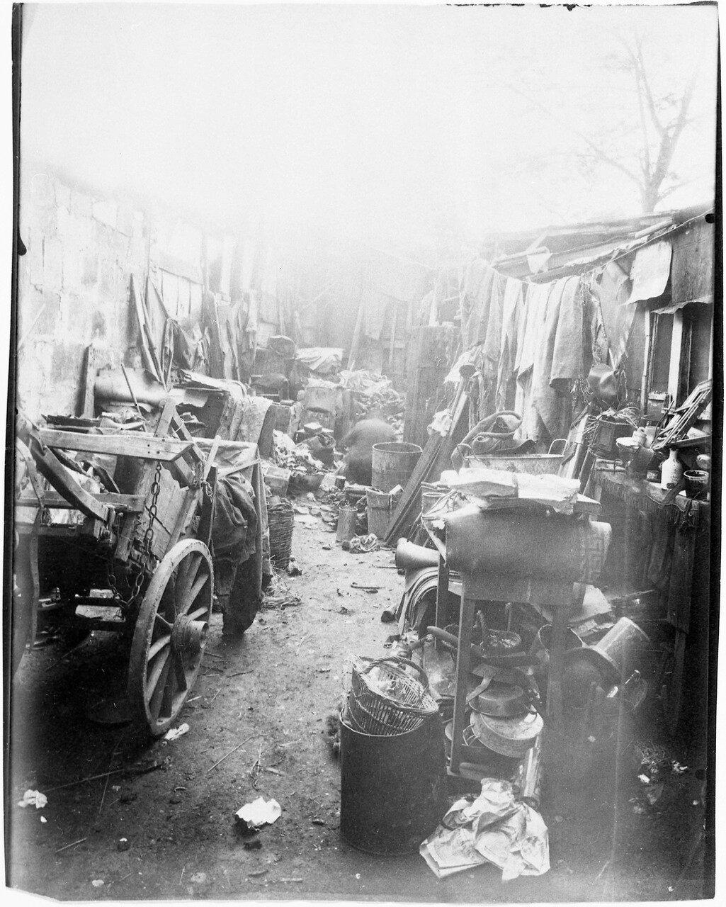 1913. Старьевщик с площади Массены