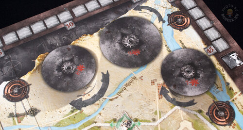 настольная игра 011 Приключения с группой Терион (011 Therion)