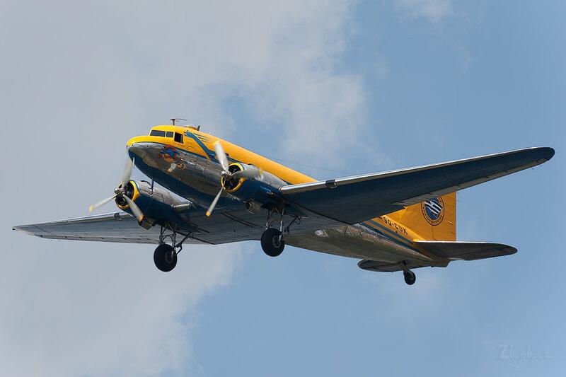 Douglas C-47B Skytrain / DC-3 (9Q-CUK) DSC_2922