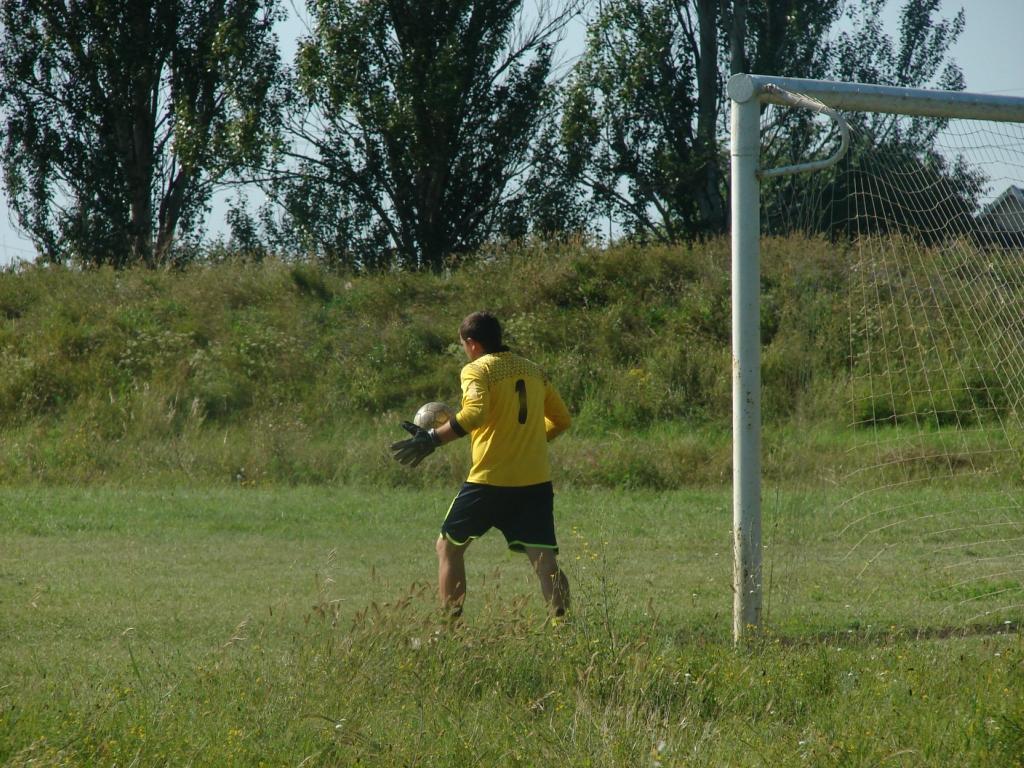 Низовий футбол неозброєними оком. Виїзд на матч чемпіонату району - изображение 37