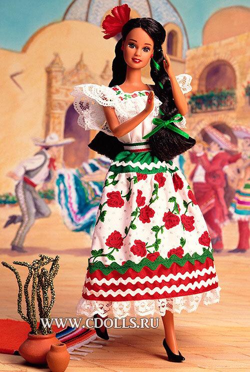 Как Называются Мексиканские Платья