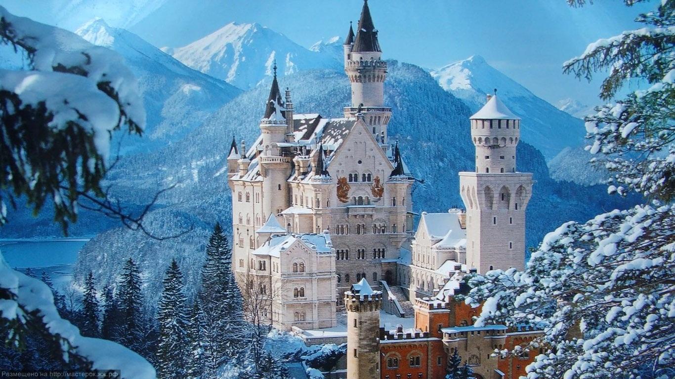 Новогодние сказки Мюнхена!