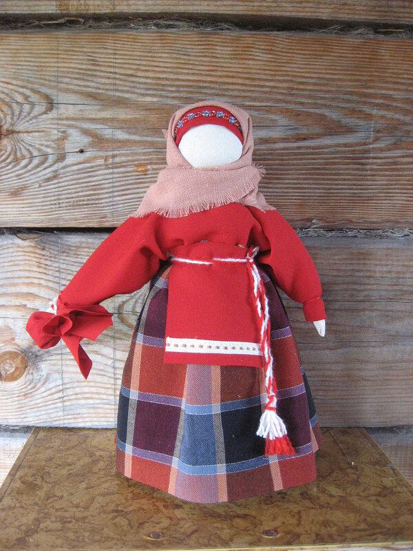 Кукла берегиня мотанка своими руками мастер класс