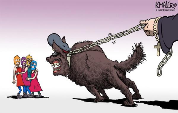 Pussy Riot в иностранных карикатурах 0_b08ac_aa38a002_orig