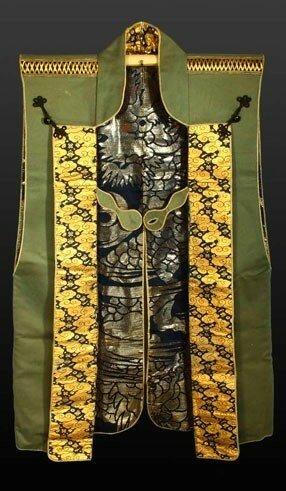 Полевая куртка дзимбаори