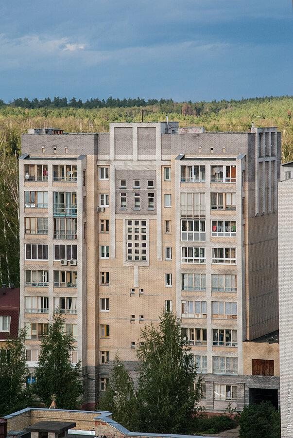 современная архитектура Саров
