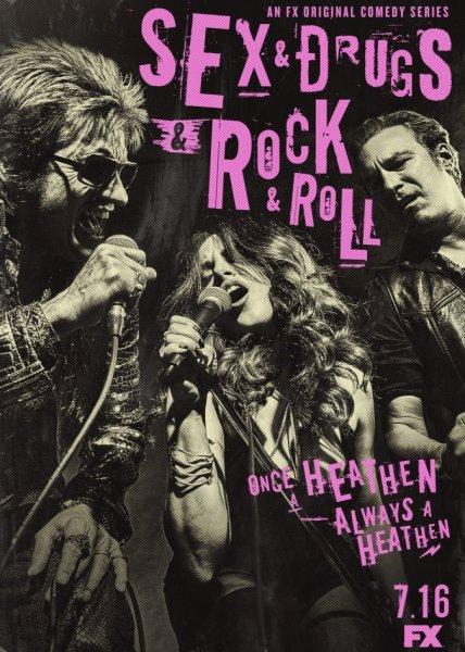 ����, ��������� � ���-�-���� / Sex&Drugs&Rock&Roll (1 �����/2015/WEB-DLRip / WEBDL 720p)