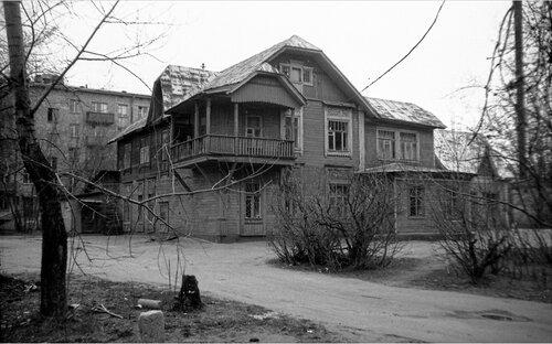 1980-е. Дача в Лосинке