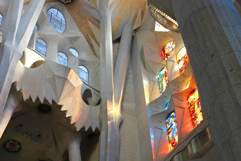 Искупительный храм Святого Семейства (Temple Expiatori de la Sagrada Família)