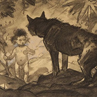Henri Deluermoz, The Jungle Book