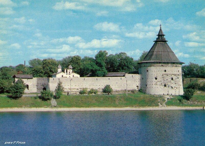 Покровская башня. XVI-XVII вв.