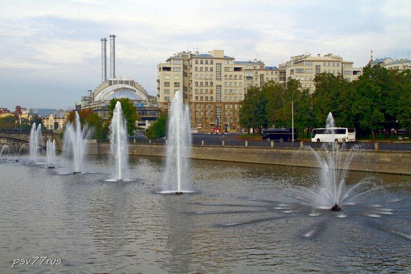 Водоотводной канал