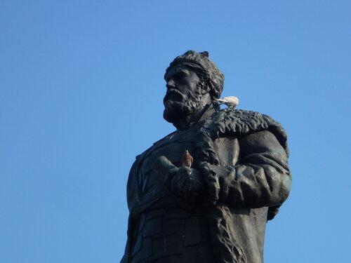 Хабаров - легендарный не основатель Хабаровска
