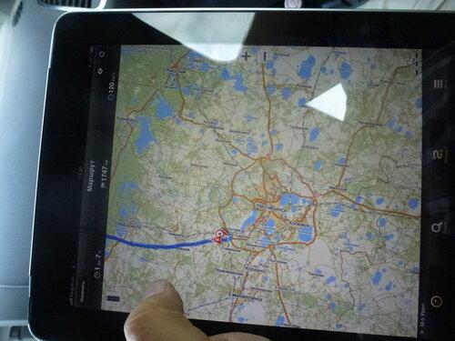 Яндекс.Карты как навигатор