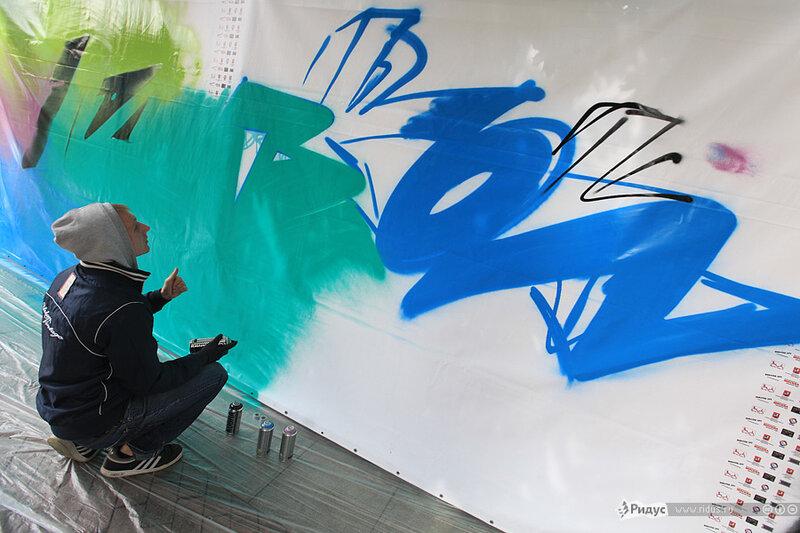 Арт-фестиваль 'Бульвар искусств', Москва, 01 сентября 2012 года