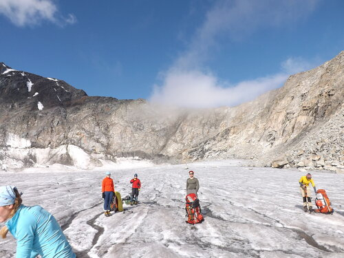 Ледник Плоский