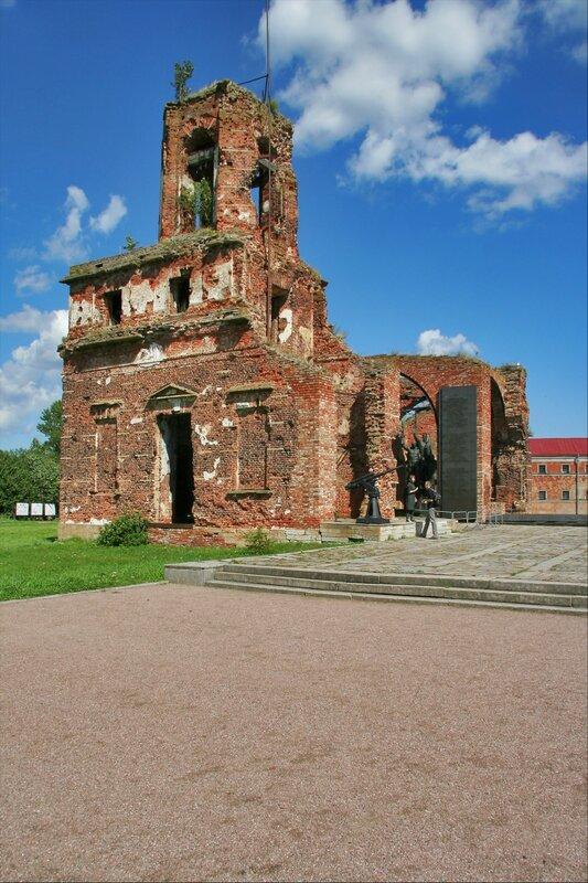 Крепость Орешек, Иоанновский собор
