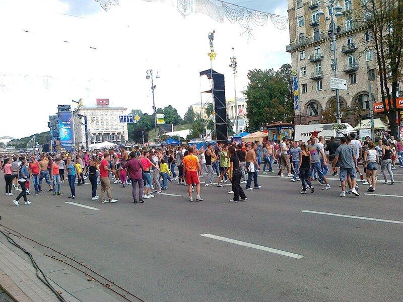 Репетиция Майданс-3