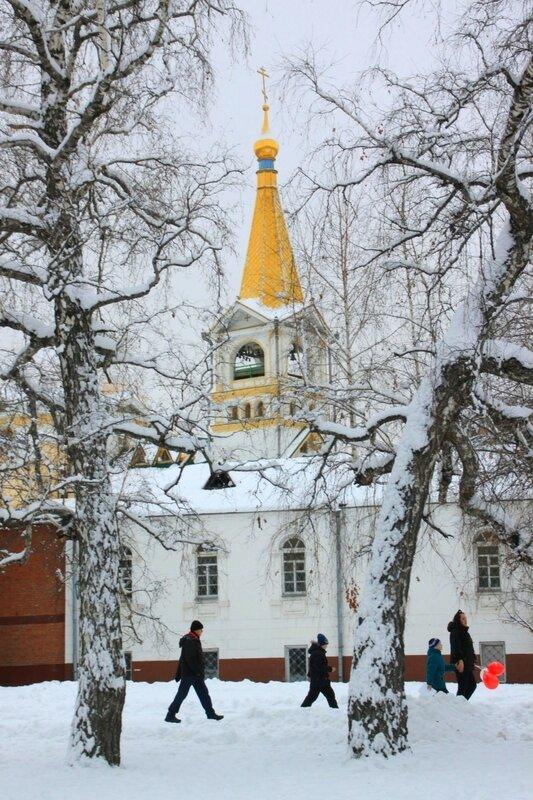 Новосибирск, Вознесенский собор (Novosibirsk, Ascension Cathedral)