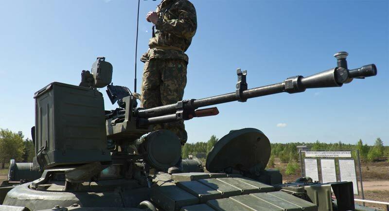 Основной боевой танк Т-80