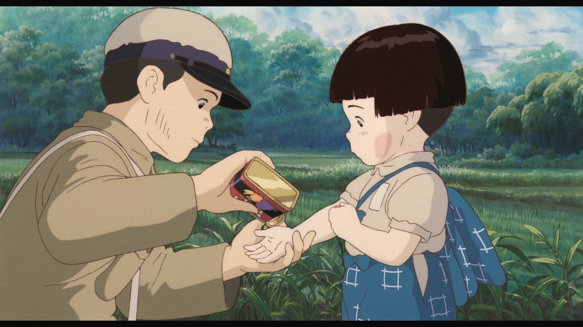 grave of the fireflies discussion Essay about grave of the fireflies discussion joshua schock 13 may 2014 grave of the fireflies 1 the events that take place.