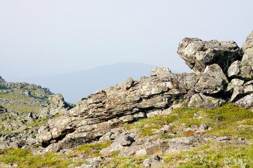 Вид с Казанского Камня