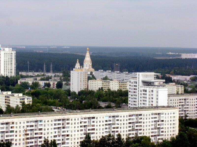 Выезд в Минск.
