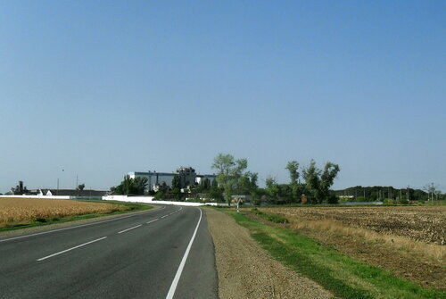В дороге, август 2012