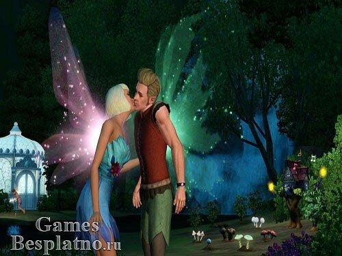 The Sims 3: Сверхъестественное / The Sims 3 Supernatural