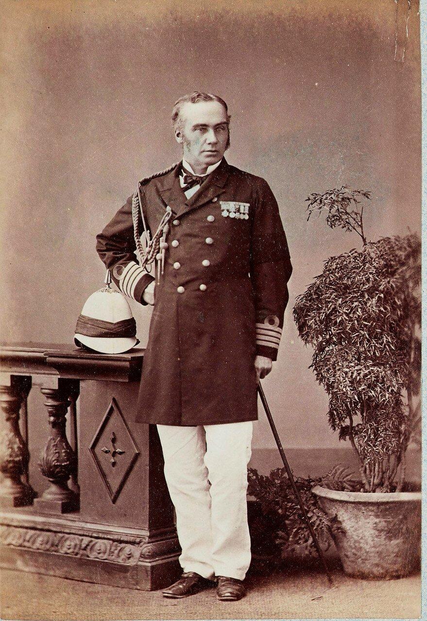 153. Капитан достопочтенный Генри Карр-Глинн (H.M.S. Серапис)