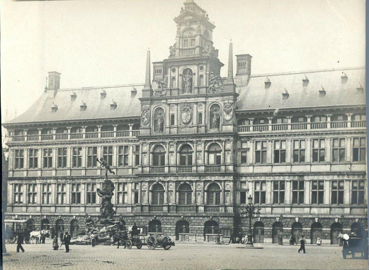 1900. Ратуша