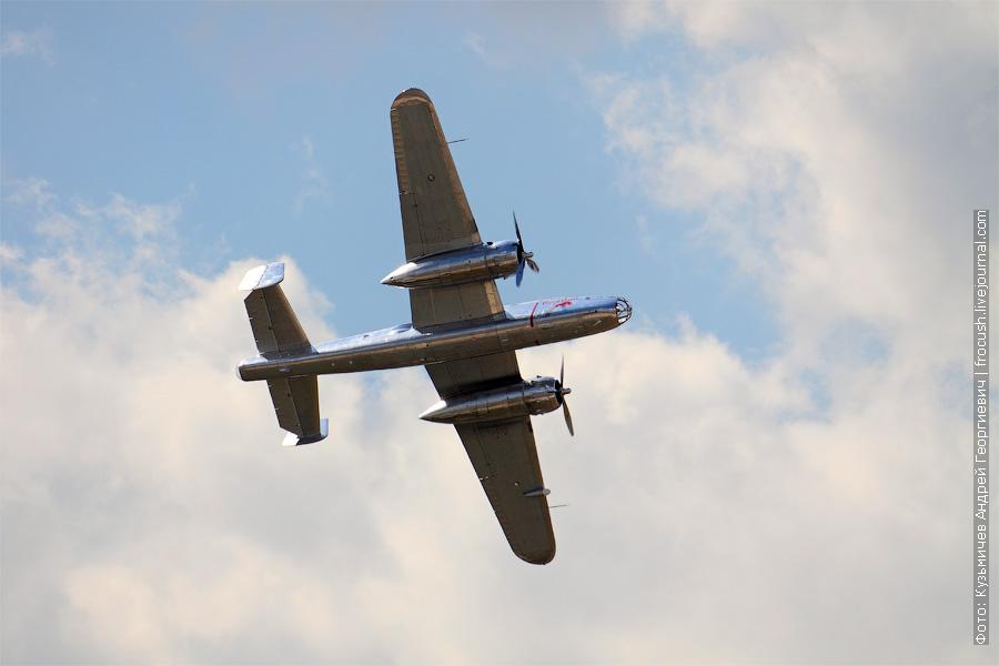 Американский бомбардировщик B-25 Митчелл. 100 лет ВВС