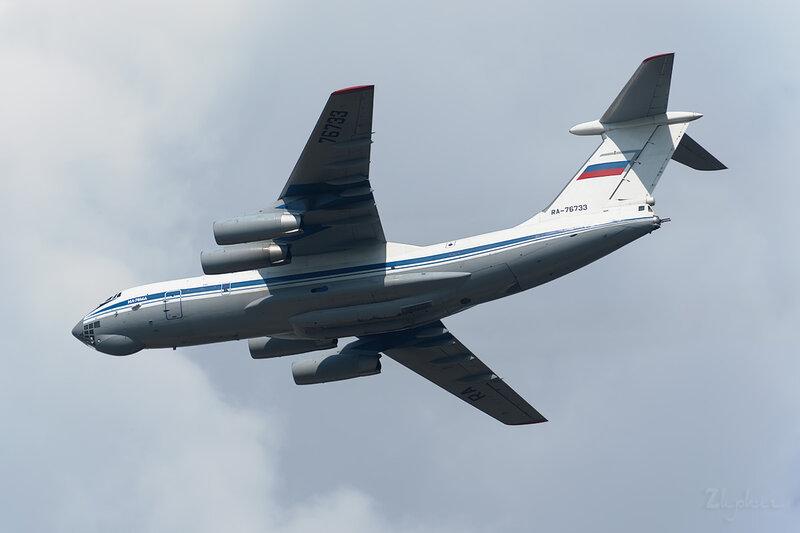 Ильюшин Ил-76МД (RA-76733) DSC_3190