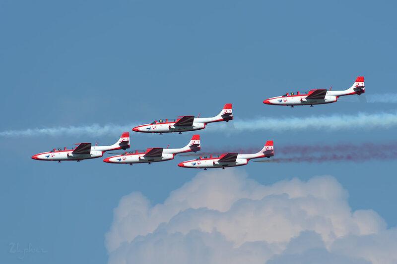 Biało-Czerwone Iskry PZL TS-11 Iskra  DSC_3310