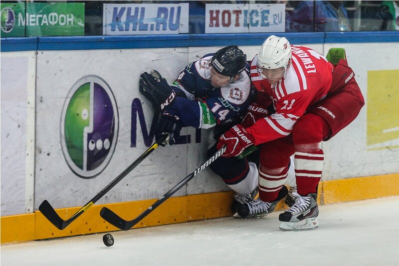 «Торпедо» vs «Спартак» 6:1 Кубок губернатора 2012 (Фото)