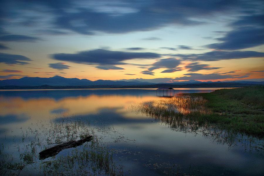 Пейзажи. Фотограф Dimitrios Lamprou
