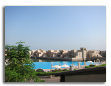 ОАЭ. Рас аль Хайма. The Cove Rotana Resort Ras Al Khaimah
